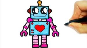 Simple Drawings Robot 1