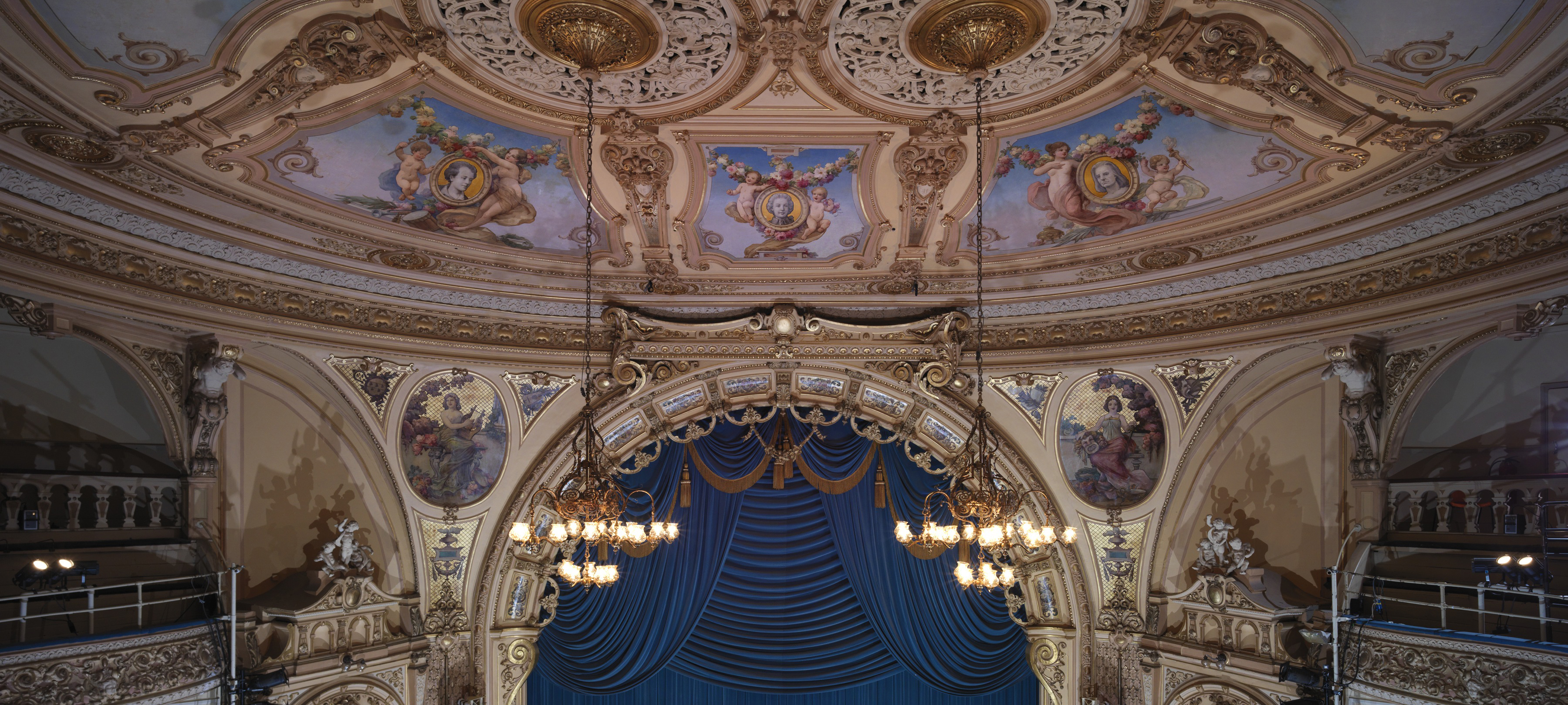 Our Architecture Blackpool Grand Theatre