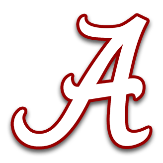 Alabama Crimson Tide Football logo