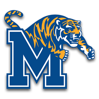 Image result for Memphis Tigers logo blank background