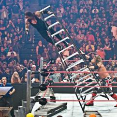 Tables And Chairs Meaning Chair Without Back Constructing The Perfect Tables, Ladders Match   Bleacher Report