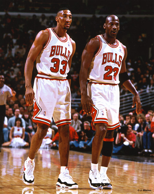 Scottie Pippen Headlines Hall Of Fame Second Fiddles
