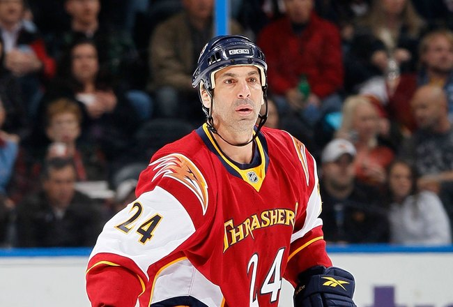 Chris Chelios Retires Best Active Candidates For A Front