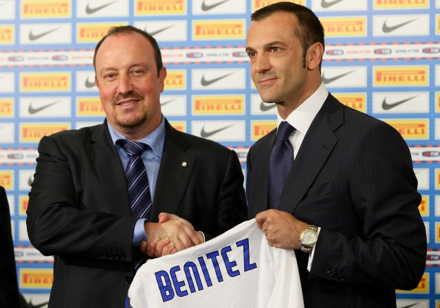Rafael Benitez at Inter Milan: The Changes | Bleacher Report | Latest News, Videos and Highlights
