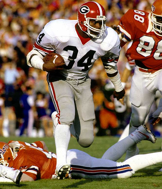 Running Back U College Football S Top Running Back