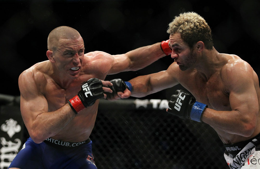 UFC 124 Results: Georges St-Pierre Is an MMA God and 20 Lessons Learned | Bleacher Report | Latest News. Videos and Highlights