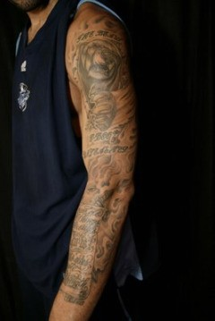 Chicago Skyline Tattoo Forearm