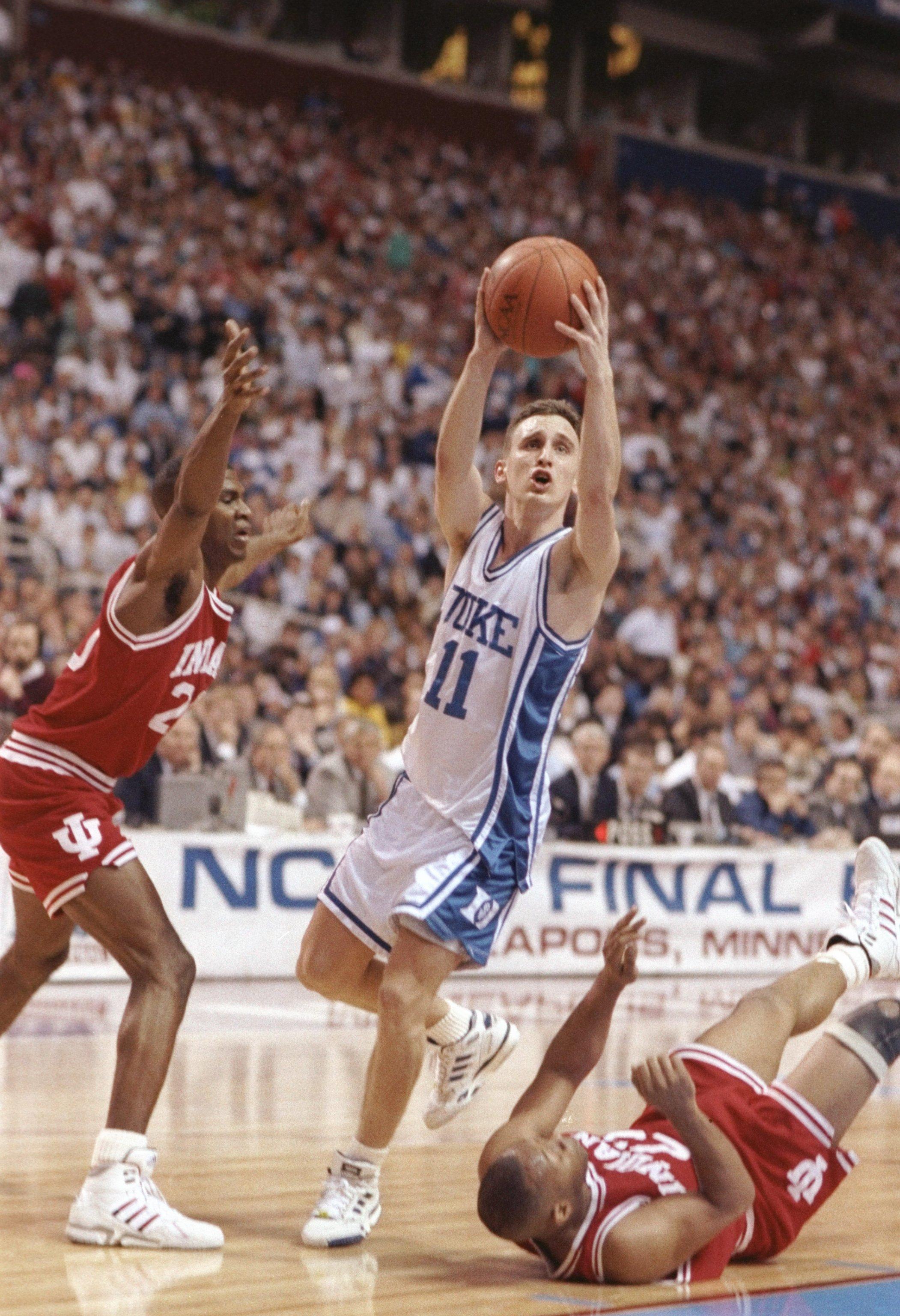 Hoops Legends Top 100 Men' College Basketball Players Of