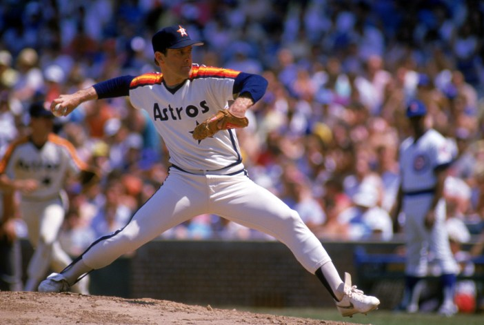 Nolan Ryan and the Top 15 Starting Pitchers in the History of the ...