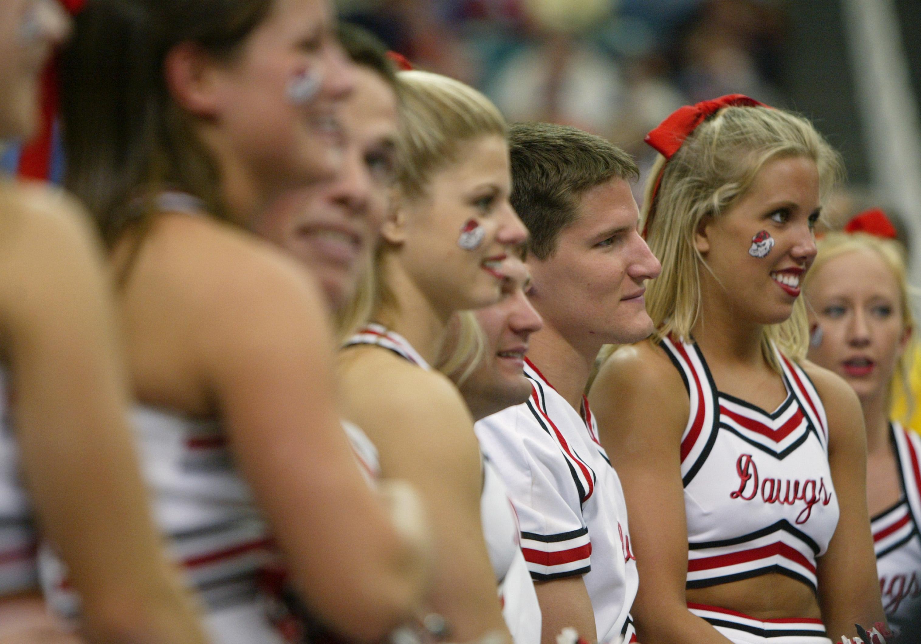 TCU Cheerleaders Facebook