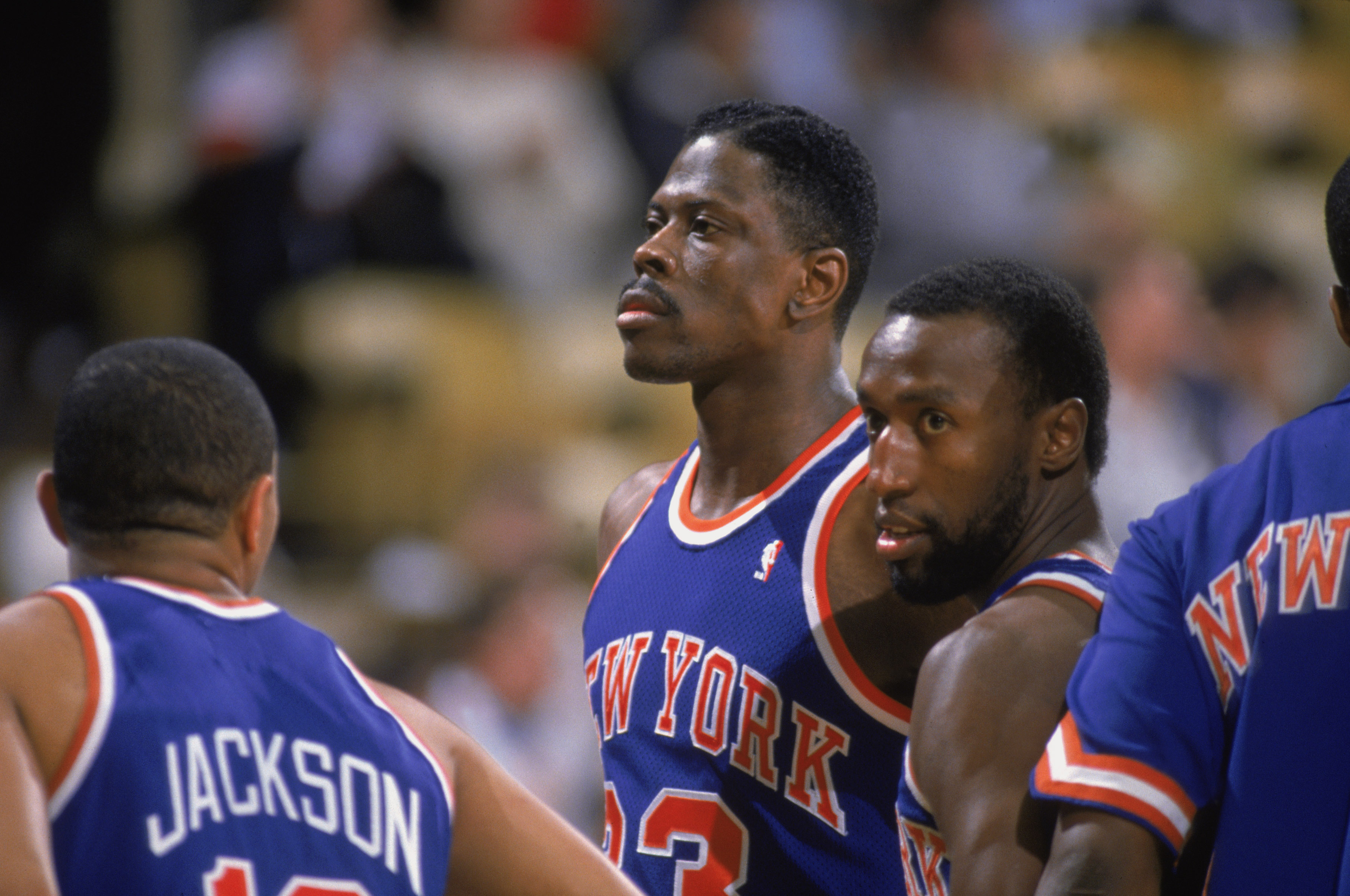 Nba Draft Patrick Ewing And The New York Knicks 10