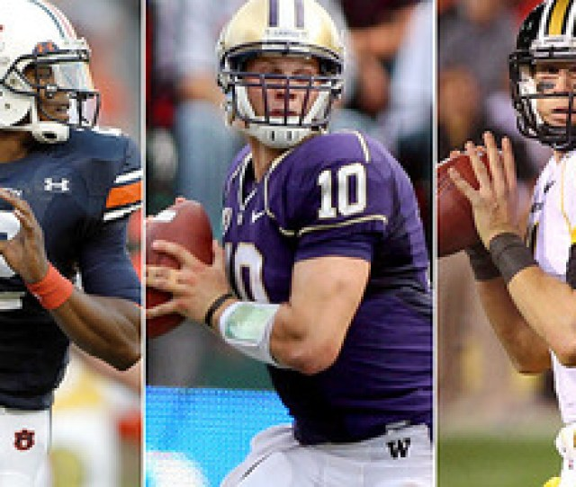 2011 Nfl Predictions Marking The Date Each 2011 Nfl Draft Qb Will See The Field