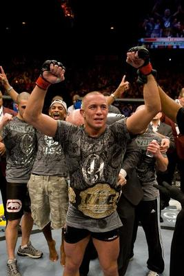 UFC 130 Results: Power Ranking the Top 15 Welterweights   Bleacher Report   Latest News. Videos and Highlights