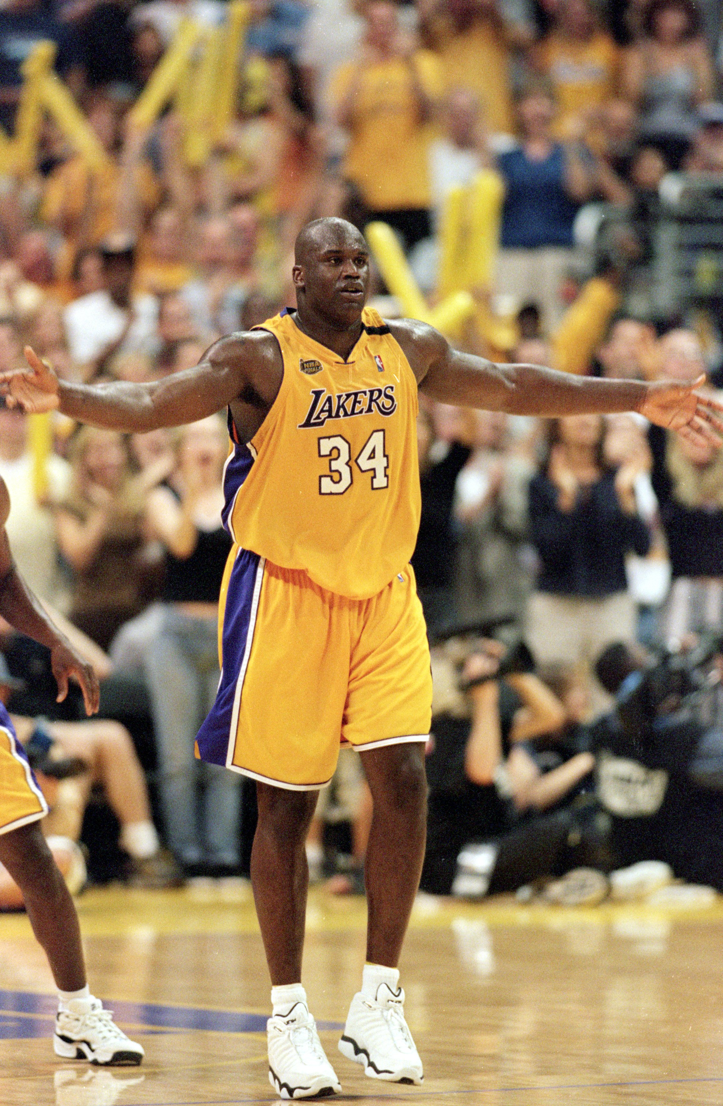 Shaq Funny Moments : funny, moments, Shaquille, O'Neal, Retires:, Unforgettable, Moments, Shaqtus', Career, Bleacher, Report, Latest, News,, Videos, Highlights