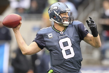 2011 Seattle Seahawks: Odds Matt Hasselbeck, 9 Others Earn ...
