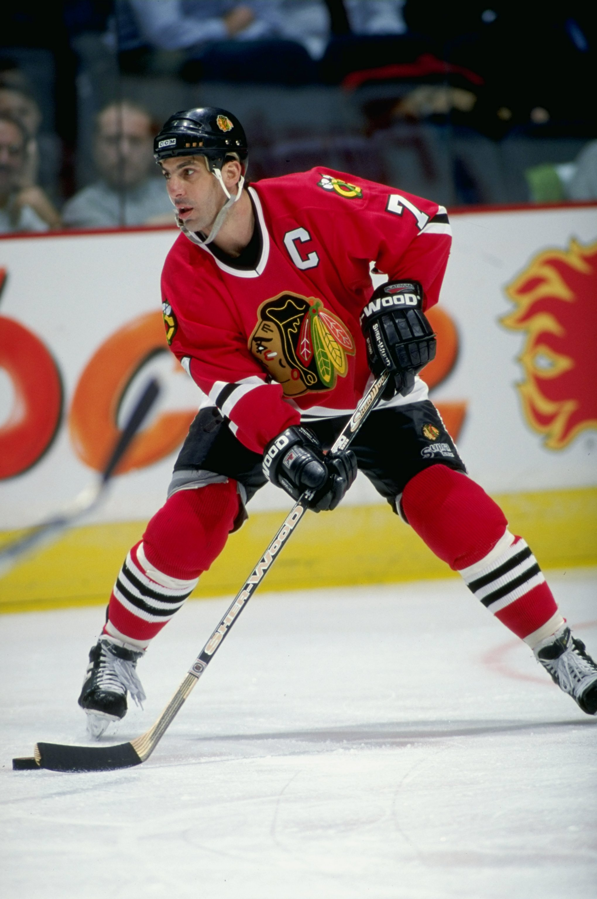 Men Of Steel Each Nhl Team S Toughest Enforcer Of All