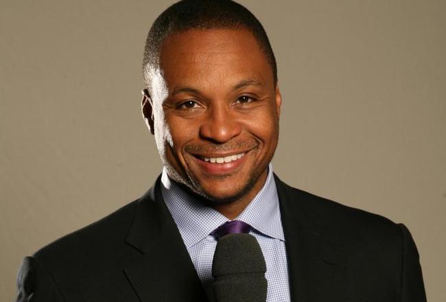 Fox Sports Soccer Commentator Gus Johnson