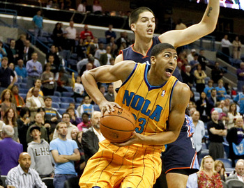 Anthony Davis is showing that he is ready to have early impact as a post player.