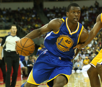 The role of Harrison Barnes in Golden State will continue to grow.