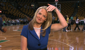 The 40 most popular female sports reporters bleacher report