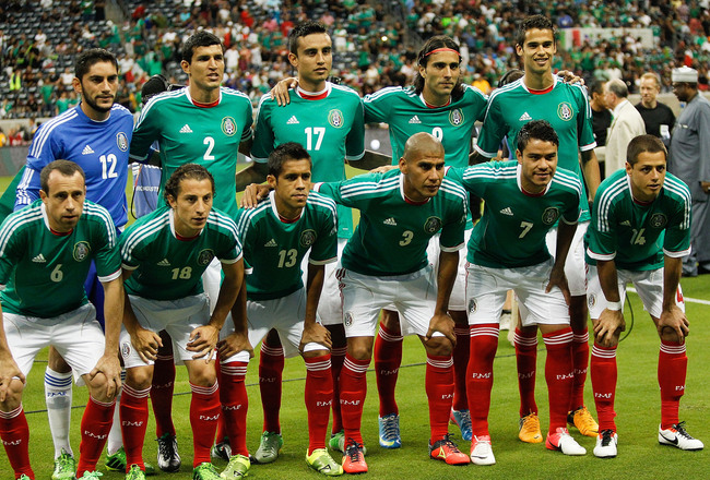 Road to the 2014 World Cup Mexico vs Jamaica Preview