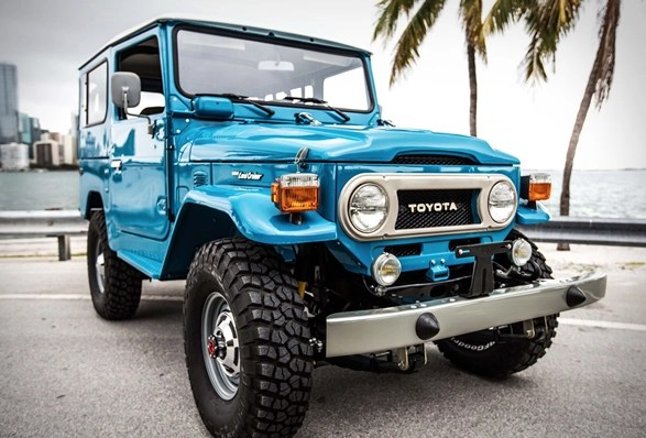 Image result for classic land cruiser