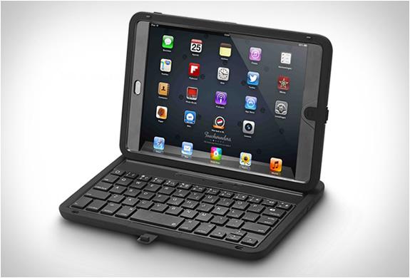 Ipad Mini Rugged Keyboard Case
