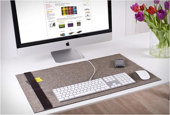 Desk Pad  By Burning Love