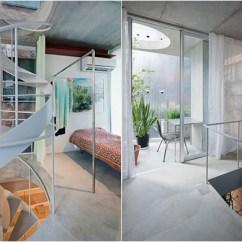 Eames Chair Cushion Metal Industrial Chairs Garden House   Tokyo