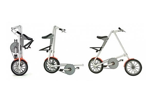 Limited Edition Strida Mk2 Folding Bike