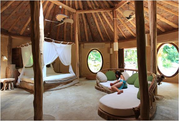 Tree Dining Pod Soneva Kiri Resort Thailand
