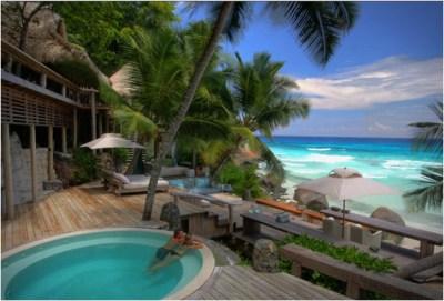 North Island Eco-lodge | Seychelles