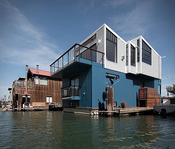 San Francisco Houseboat