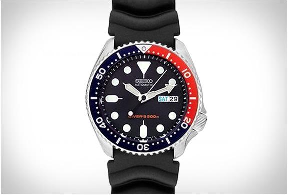 Seiko Classic Divers Watch