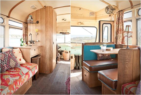 Short Bus Retro  By Winkelman Architecture