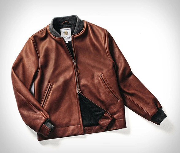 Coats Bear Leather Golden