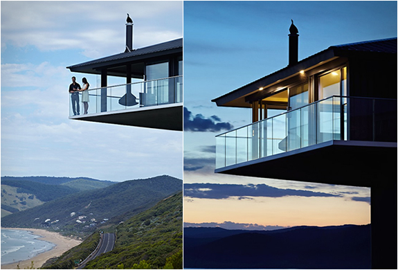 The Pole House  By F2 Architecture