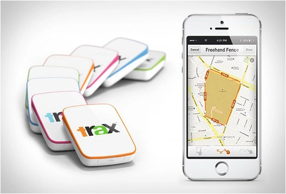 Trax | Real-time Gps Tracker