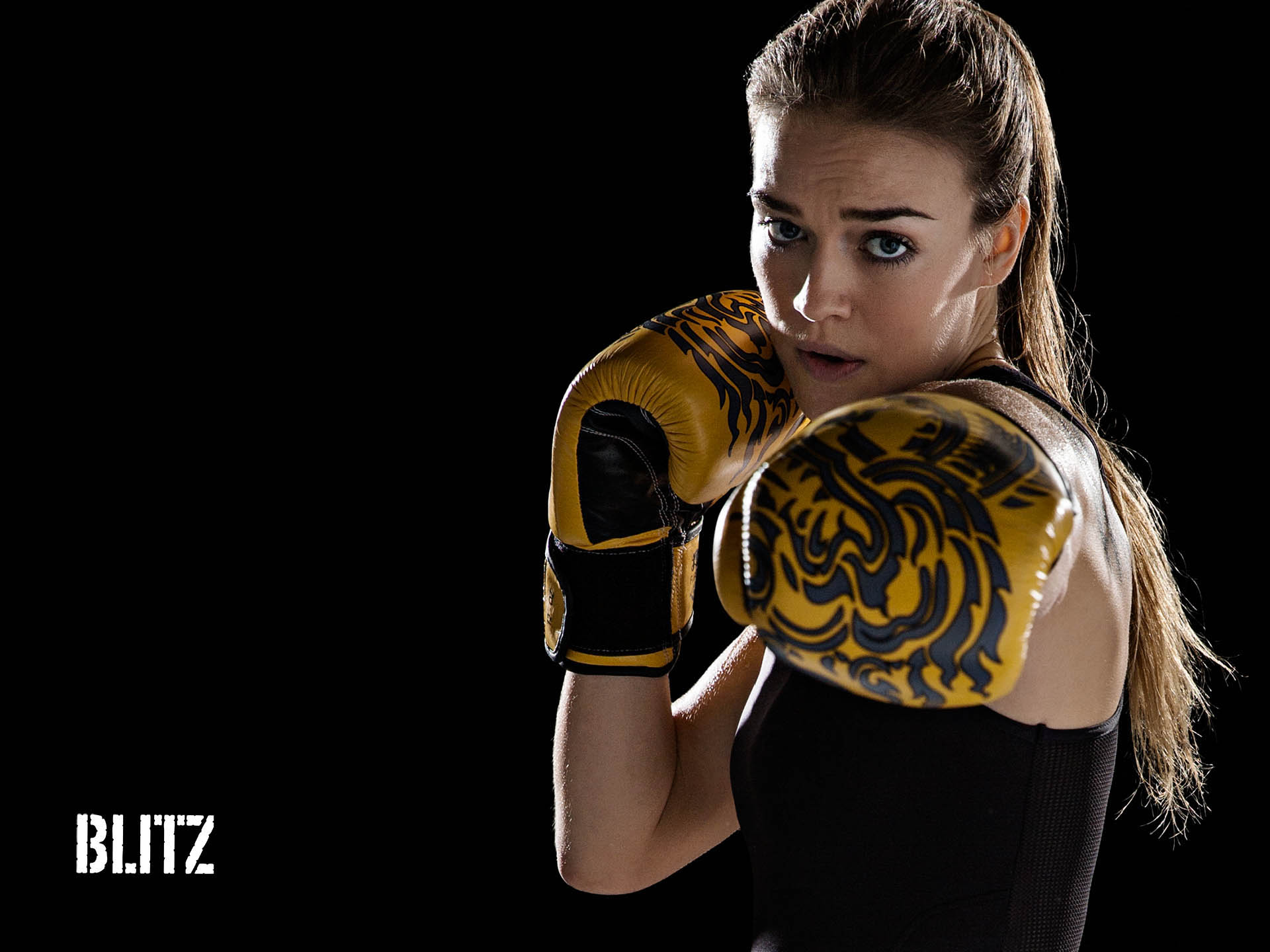 Muay Thai Girl Wallpaper Download The Latest Martial Arts And Karate Wallpapers