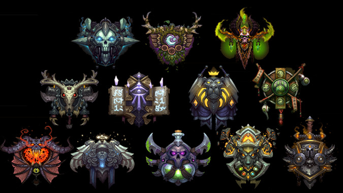 Wow Hunter Symbol Demon