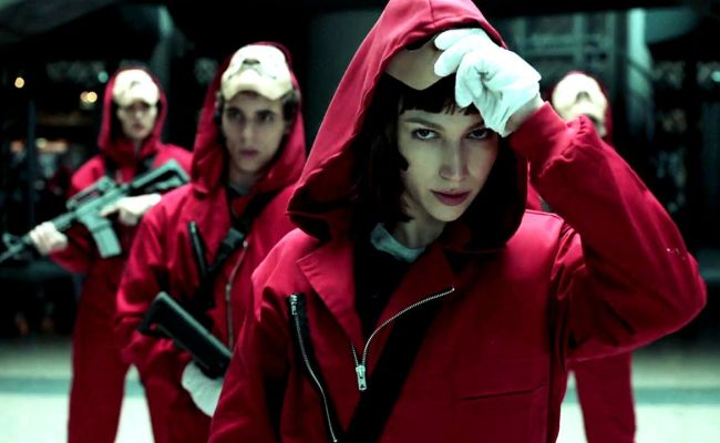 Money Heist Season 5 And Spin Off In Works Season 4