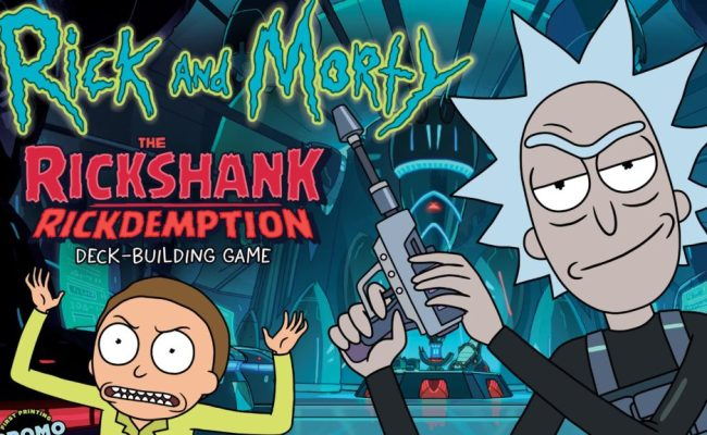 Rick And Morty Dice Game Reveals Important Spoilers About