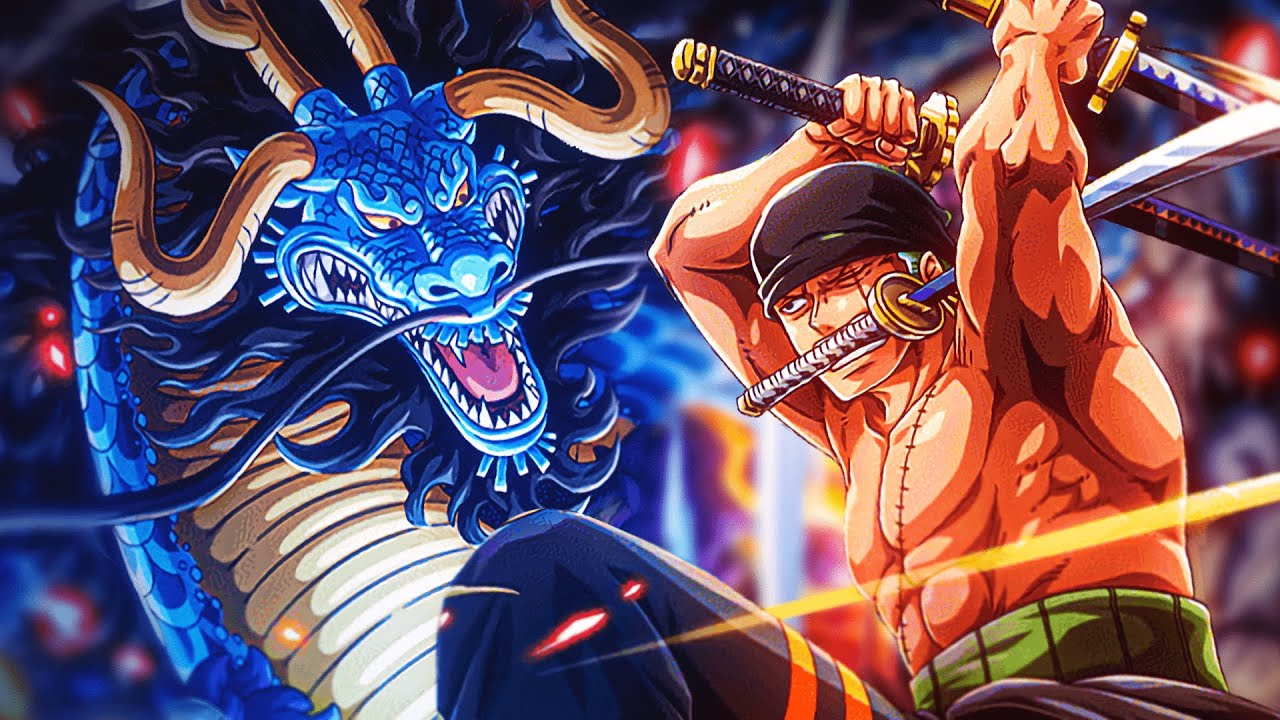 If this does happen, then zoro, using oden's sword,. One Piece Chapter 1003 Spoilers Theories Zoro Will Use Enma To Cut Kaido And Big Mom Blocktoro