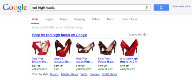 Image result for Google SHOPPING