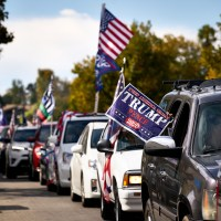 Trump Caravan