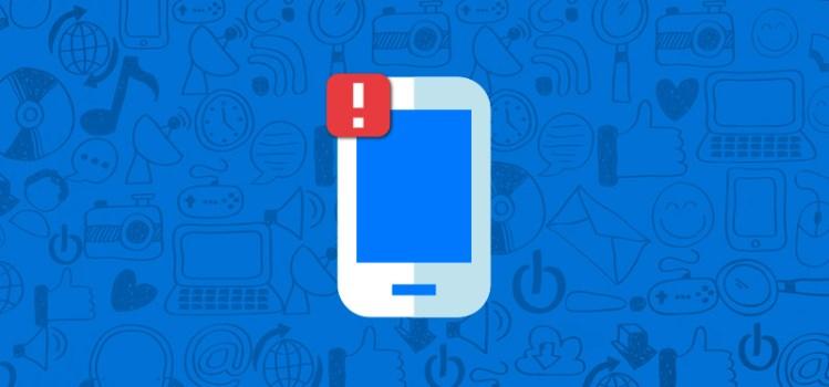 Resultado de imagen para notificaciones de un celular