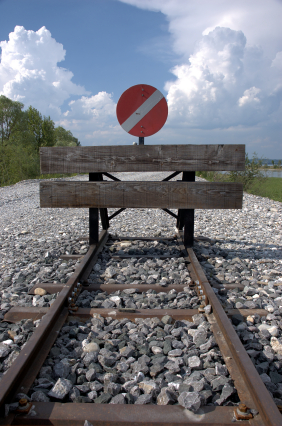 Image result for end of the line + image