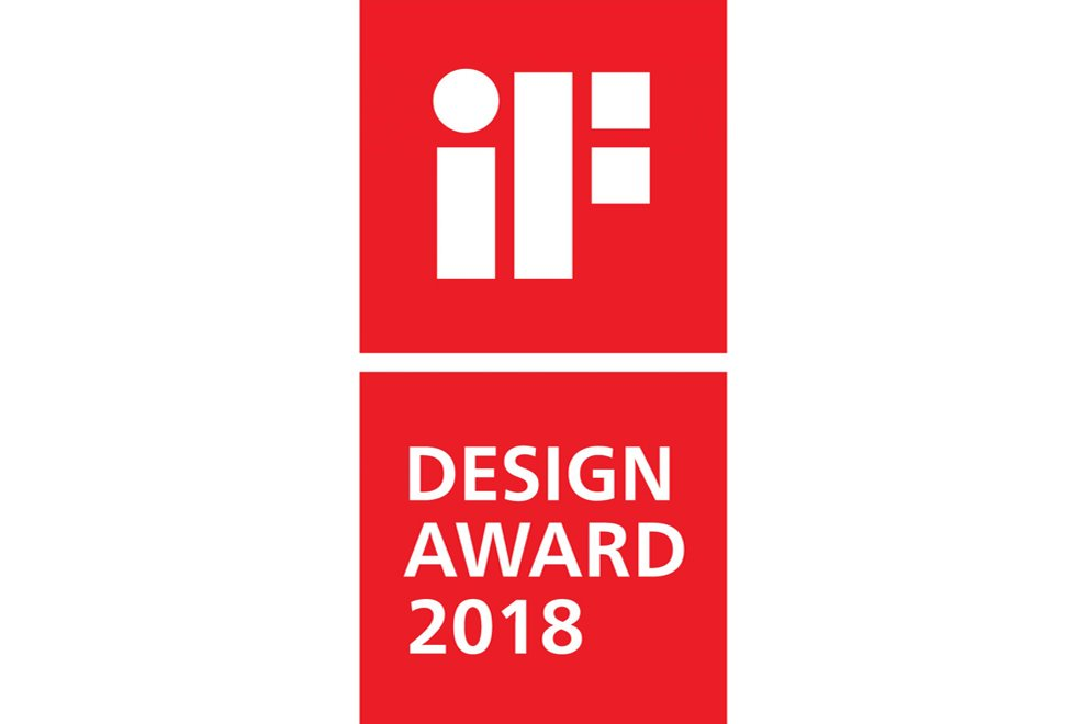 If design award 2018 for Architecture 2018