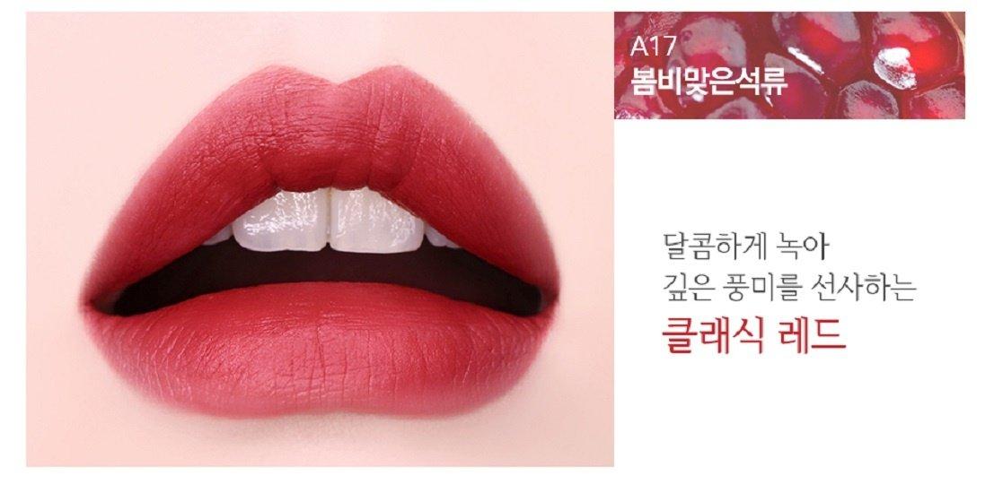 Son Kem Lì Black Rouge Air Fit Velvet Tint Ver 3 a17