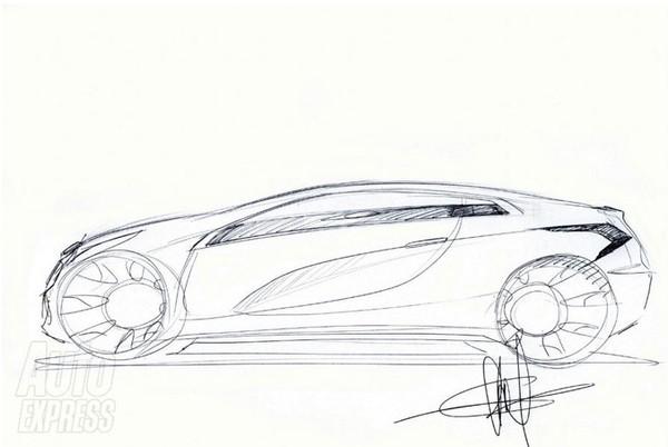 Peugeot au Mondial : Le teaser du concept car du
